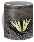 Driveway Butterfly Coffee Mug