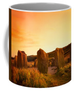 Drombeg Stone Circle, Near Glandore, Co Coffee Mug