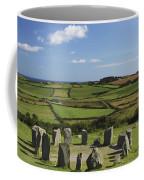Drombeg Stone Circle Near Glandore In Coffee Mug