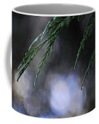 Drops In The Forest Coffee Mug