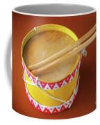 Drum Toy Coffee Mug by Carlos Caetano