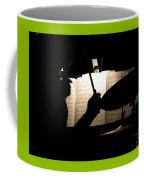 Drummer At A Gig Coffee Mug