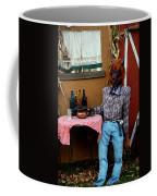 Drunk Werewolf Diner Coffee Mug