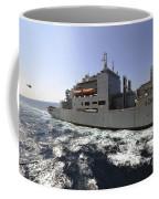 Dry Cargoammunition Ship Usns Richard Coffee Mug
