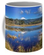 Dry Lagoon Panorama Coffee Mug