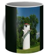 Dry Land Lighthouse 1 Coffee Mug