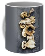 Dry Porcini Mushrooms Coffee Mug