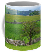 Dry Stone Wall And Twisted Tree Coffee Mug