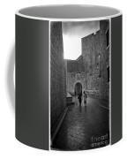Dubrovnik In The Rain Coffee Mug