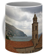 Dubrovnik View 3 Coffee Mug