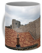 Dubrovnik View 4 Coffee Mug