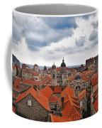 Dubrovnik View 7 Coffee Mug
