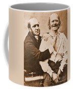 Duchenne Studying Physiognomy Coffee Mug by Science Source