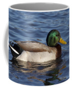 Duck On The Water Coffee Mug