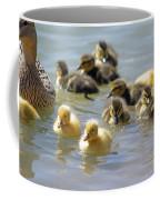 Ducklings 09 Coffee Mug