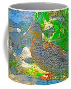 Duckside Coffee Mug
