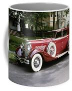 Duesenberg, 1930 Coffee Mug