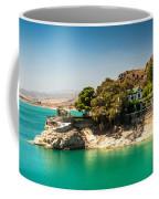 Duke House In El Chorro Lake District. Spain Coffee Mug