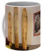 Duke Kahanamoku Surfboards Coffee Mug