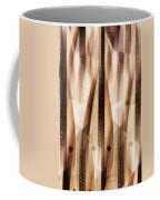 Dulcimer Abstract Coffee Mug