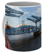Duluth Draw Bridge 1 C Coffee Mug