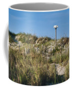 Dune Bird House Coffee Mug