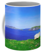 Dunmore Head, Blasket Islands, Dingle Coffee Mug