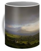 Dunquin, County Kerry, Ireland Vista Of Coffee Mug