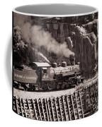 Durango And Silverton Steam Train Coffee Mug