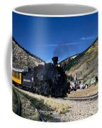 Durango And Silverton Train Coffee Mug
