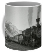 Durango Silverton Bw Painterly 2 Coffee Mug