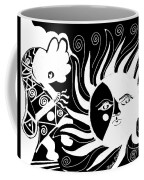 Dusk Dancer - Inverted Coffee Mug