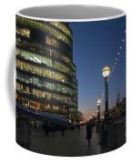 Dusk In London Coffee Mug