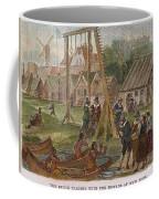Dutch & Native American Trade Coffee Mug