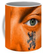 Dutch Lion - Coat Of Arms Coffee Mug