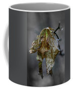 Dying Leaf Coffee Mug