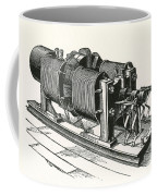 Dynamo Electric Machine Coffee Mug