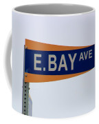 E. Bay Ave Coffee Mug