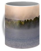 Eagle Lake Panorama Coffee Mug
