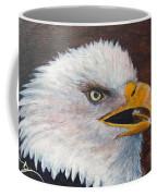 Eagle Study Coffee Mug