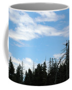 Eagles Nest Lake Tahoe Coffee Mug