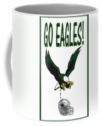 Eagles Vs Dallas Coffee Mug