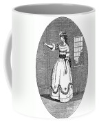 Early American Actress Coffee Mug