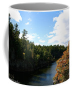 Early Autumn Colors Coffee Mug