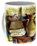 Early Colonial Still Life Coffee Mug