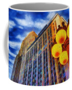 Early Evening Lights Coffee Mug