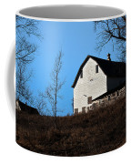 Early Morning Barn Coffee Mug