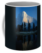 Early Morning View Of El Capitan Coffee Mug