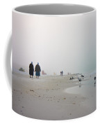 Early Morning Walk Coffee Mug