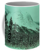 Early Snow In The Mountains  Coffee Mug